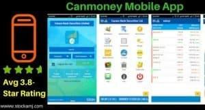 Canmoney Mobile App