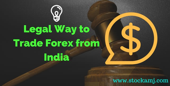 Is forex trading legal