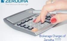 Zerodha Brokerage