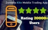Zerodha Kite Mobile Trading App