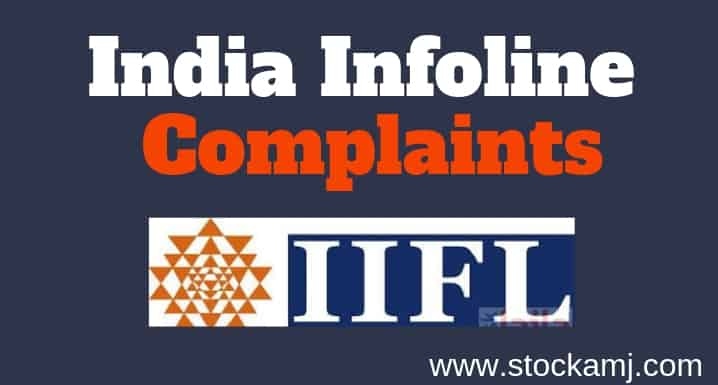 India Infoline Complaints in nse by Active Customer Year by year