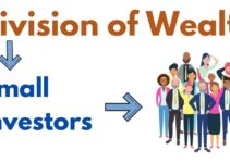 Things to Consider for Small Investors Before Division of Wealth