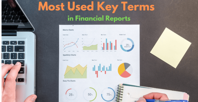 Key Terms Used in Financial Reports
